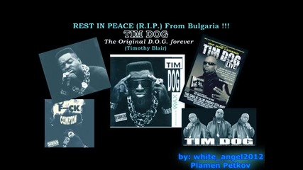 R.i.p. Tim Dog - Full Video Compilation Hq