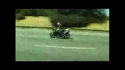 Yamaha Yzf R1 Stunt