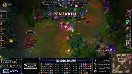 Penta Kill League of Legends - Go4lol #141