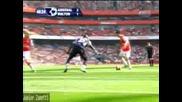 Арсенал - Болтън 2:1 Фабрегас