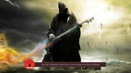 ✔ Топ 200 знаменити любовни песни и хард рок балади