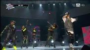 Gd ft. Missy Elliott - Niliria @ Mcountdown K-con in La (29.08.13)