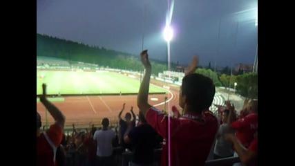 Берое Цска 1-1 (29.07.2013) Начало на мача