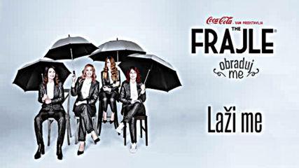 The Frajle feat. Alka Vuica - Lazi me Audio 2019