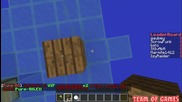 Minecraft Purebg-bg gameplay