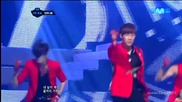 (hd) Infinite - The chaser ~ M Countdown (14.06.2012)