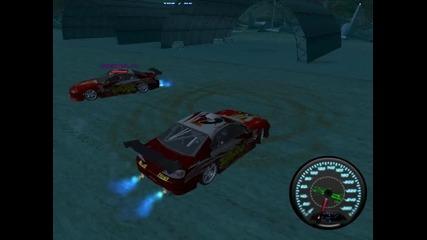 Drift lay crazy drift