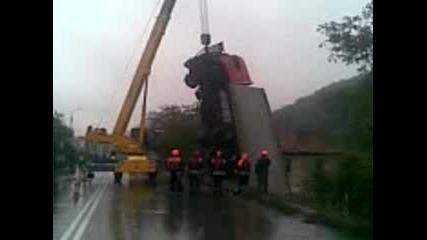 Катастрофата на Владая днес...!!!