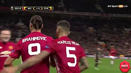 Highlights: Manchester United - Zorya Luhansk
