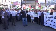 State of Palestine: Ramallah protesters demand end of sanctions on Gaza