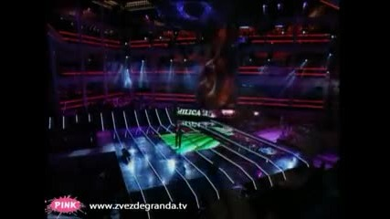 Milica Radonic - Mili moj (Zvezde Granda 2010_2011 - Emisija 2 - 09.10.2010)