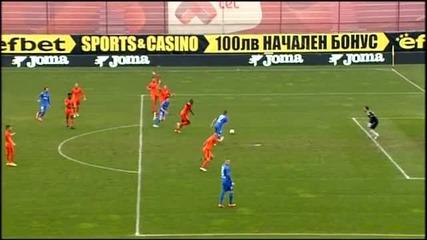 ВИДЕО: Правилно ли беше отмене голът на Левски?