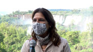 Argentina: Iguazu Falls opens to locals after long COVID shutdown
