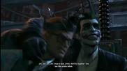 Batman Arkham Origins - Битка с Бейн