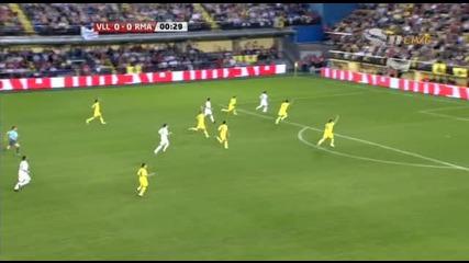 Villareal - Real Madrid Sample 23.09.2009