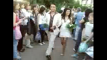 Абитуриентски Бал2008 Пги Благоевград