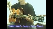 3 Doors Down - Landing in london (cover New)