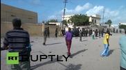 Somalia: Four gunmen killed in attack on military base in Mogadishu