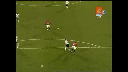 Fulham - Man Utd 0:3 Rooney.avi