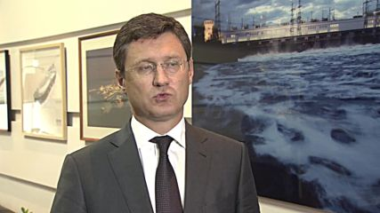 Russia: Novak 'ready to consider' freezing oil prices ahead of 15th International Energy Forum