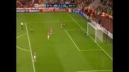 Гола на Масимо Донати за 3:1 - Арсенал : Селтик