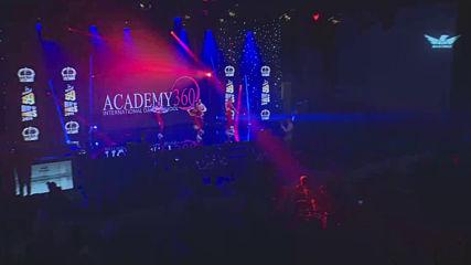 Academy 360 & Реми Тоин на сцената на 359 HIP HOP AWARDS 2019