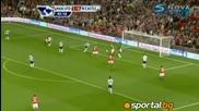 Гола на Бербатов за Ман. Юнайтед срещу Нюкасъл !