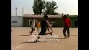 Уличен Футбол + Капоейра