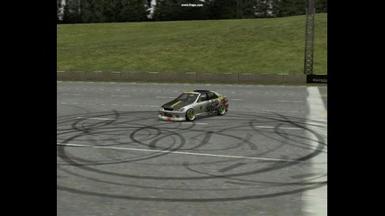 Live For Speed Mod Test Drift