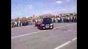 Drift s BMW