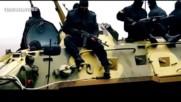 Руския елит Спецназ - Сили за специални операции на Руската федерация