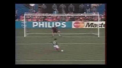 Моменти От Онова Футболно Лято На 1994