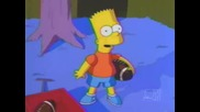 The Simpson - Bart Igrae Ragbi