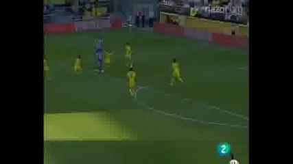 Villareal - Deportivo 0 - 1 08 - 09