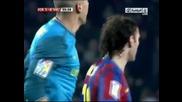 Меси! Барселона - Валенсия 1:0 Гол Меси