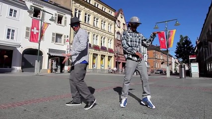 Фантастични Dubstep танцьори - Time Control
