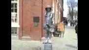 Жива Статуя