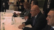 Germany: Lavrov and Lebanese PM discuss the Middle East in Munich