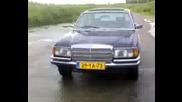 Mercedes W116 450 Sel