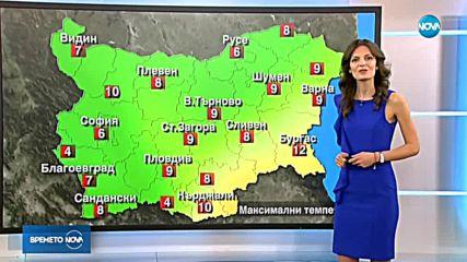 Прогноза за времето (17.01.2019 - централна емисия)