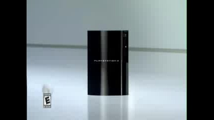 Реклама Playstation 3