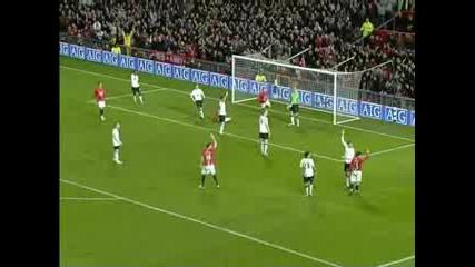 Manchester United - Fulham 3:0 Всичките Голове