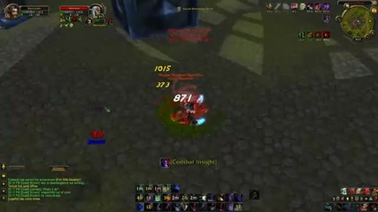 *mercader* #ultimate Shadow Priest Challenge# -level 85 Mutilate Pvp