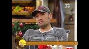 """""""На кафе"""" с Боби Турбото, втория отпаднал от Big Brother All Stars"""