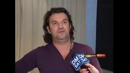 Aca Lukas - Predstava Ljubav u doba kokaina - Estradne vesti - (TV DM SAT 2014)