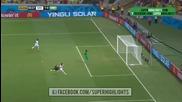 Гърция 2 – 1 Кот д' Ивоар // F I F A World Cup 2014 // Greece 2 – 1 Ivory Coast // Highlights H D
