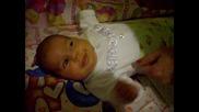 Йоанка на 1 месец и 15 дни (07.12.2008г.) - 2
