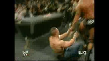 Последният Мач На John Cena