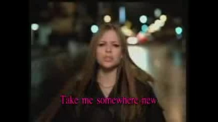 Avril - Im With You /караоке/