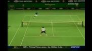 Тенис Класика : Колекция Минаващи Удари на Федерер